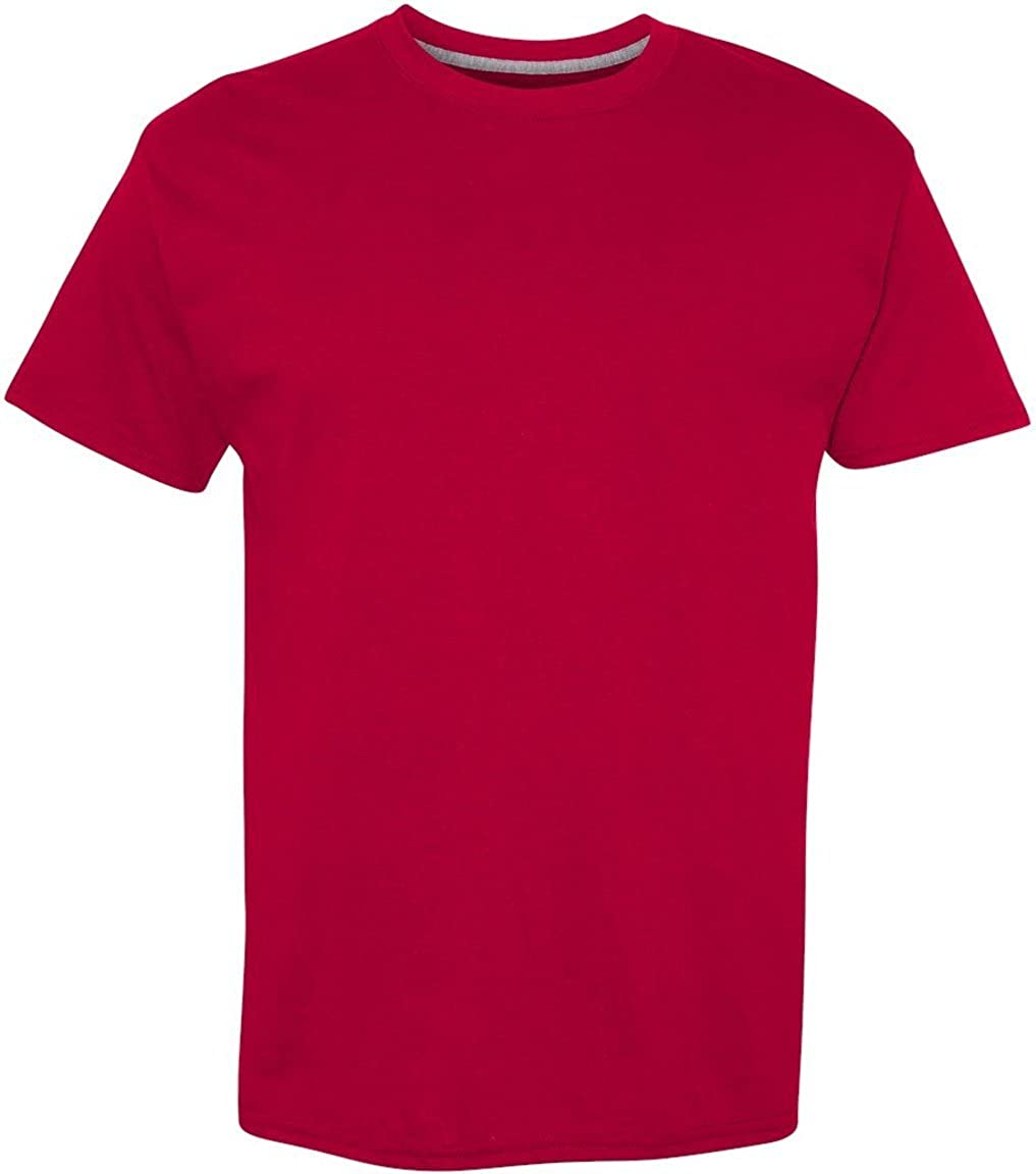 Hanes Hanes Hanes Adult X-Temp® Unisex Performance T-Shirt_Deep rot_3XL 1bfb1b