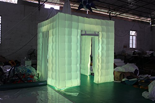 Stagerbooth Inflatable Enclosure Promotions Advertising
