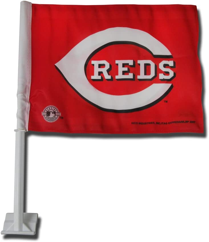 Rico Industries MLB Car Flag