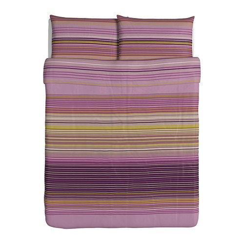 palmlilja duvet cover pillowcases