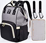 Best Diaper Bag With Changing Pads - Diaper Bag Backpack Multifunction Waterproof Travel Baby Bag Review