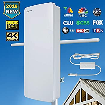 Amazon Com Antop Outdoor Tv Antenna Multi Directional