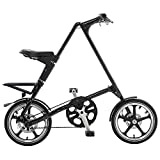 Happybuy Folding Bike Lightweight Folding Bikes for Adults Single Speed Foldable Bike for City Urban Travel (Black) Review