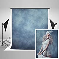 Kate 6.5x10ft / 2x3m Photo Backdrops for Photographers Retro Solid Light Blue Background Photography Props Studio Digital Printed Backdrop J04304