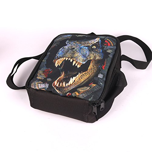 95f4965caac6 LedBack Mini Dinosaur Girl Lunch Bag for Kid Boys Customized Lunch Box  Children Outdoor Picnic Bag Lunchbox for School Food Container Insulated  Bag ...