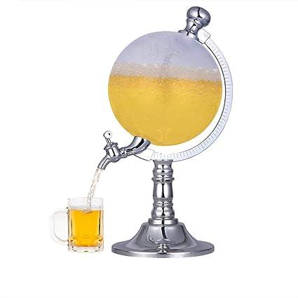 Dispensador De Bebida De Vino 1.5L, Dispensador De Bebidas En Forma De Globo,
