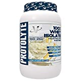 VMI Sports ProtoLyte 100% Whey Isolate Protein Powder Vanilla Cake Batter Zero Sugar with Added Electrolytes & Enzymes 1.6lb Review