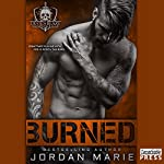 Burned: Devil's Blaze MC, Book 2 | Jordan Marie