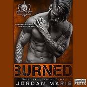 Burned: Devil's Blaze MC, Book 2 | Jordan Marie