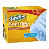 Swiffer Disposable Cleaning Dusters Refills-New Economy Package -80 Unscented Refills Swiffer-fb