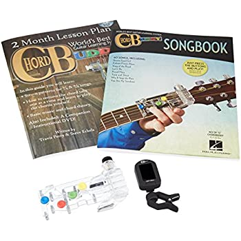 Amazon Chordbuddy Guitar Learning System Includes Right Handed