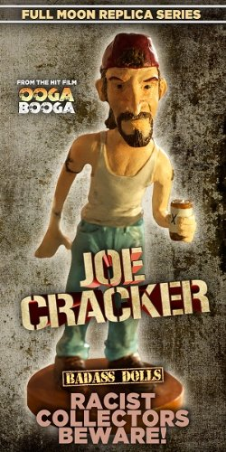 Badass Dolls: Joe Cracker (Badass Characters)
