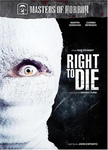 恐怖的大师 - 死去的权利