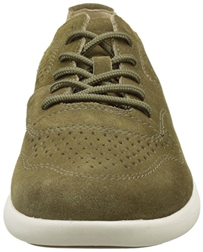 Geox Hombres M Brattley 2 Fashion Sneaker Musk