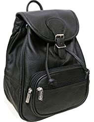 AmeriLeather Ladies Leather Backpack