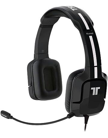 Tritton - Auriculares Kunai, Color Negro (PS4, PS3, PS Vita)