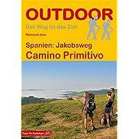 Spanien: Jakobsweg Camino Primitivo (OutdoorHandbuch)