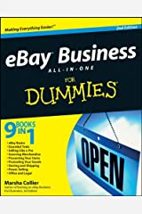 eBay Business All-in-One For Dummies Paperback