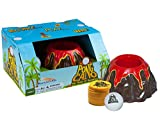 PongCano - Family Party Game with Pong Ball and Volcano - Bouncing Fun for Kids and Adults 8 Years and Up