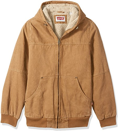 Levis Cotton Canvas Workwear Bomber product image
