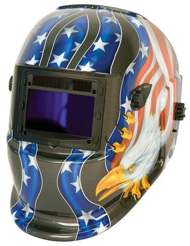 Nesco Tools 4654 Welding Helmet with Large Window
