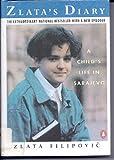 Zlata's Diary, Zlata Filipovic, 0606084169