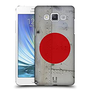 Head Case Designs Japanese Nation Markings Hard Back Case for Samsung Galaxy A3 (2016)