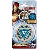 Marvel Iron Man 3 Arc Reactor Pewter Multicolour Key Ring at amazon