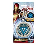 iron arc reactor - Marvel Iron Man 3 Arc Reactor Pewter Key Ring