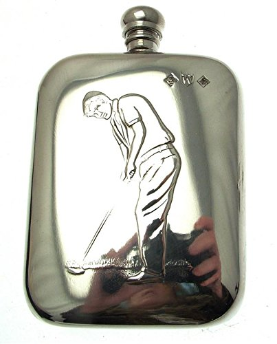 Gift Flask for Golfers Golf Gifts For Men Golf Gifts Golf Flask