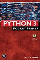 Python3 Pocket Primer Front Cover
