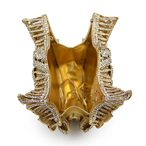 mariage Favorite Mesdames luxe sac main à sac soirée de de fête à A main sac Diamant de d'embrayage Fz8ng