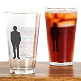 CafePress - Modern Family Phil-Sical - Pint Glass, 16 oz. Drinking Glass