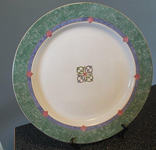 Pfaltzgraff AMALFI MEDITERRANEAN Chop Plate Round Platter 12