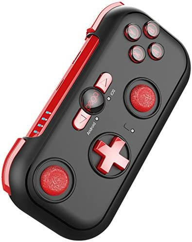 iPEGA 9085 Mini Wireless Bluetooth Game controller Gamepad for Android, iOS Smartphone and Tablet ,PC,Laptop,TV,Nintendo Switch with Carry Case and Universal Stand for Smartphone: Amazon.es: Videojuegos