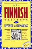 Front cover for the book Finnish Cookbook (International Cookbook Series) by Beatrice Ojakangas
