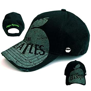 the baseball cap apple records beatles hat