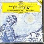 Liszt & Strauss: Lieder by Franz Liszt