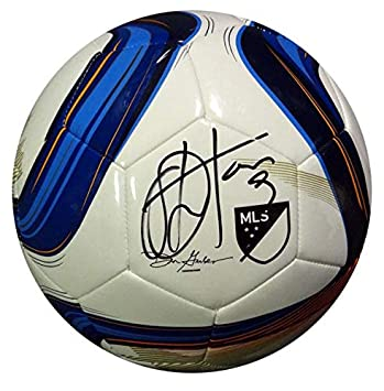 low priced 56e60 e574c Image Unavailable. Image not available for. Color  Obafemi Martins  Autographed Adidas Nativo Soccer Ball Seattle Sounders ...