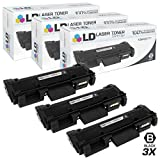 LD Compatible Xerox 106R02777 Set of 3 HY Black Toner Cartridges for Phaser 3260/DNI, 3260/DI, WorkCentre 3215/NI, & 3225/DNI