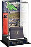 Notre Dame Fighting Irish Tall Display Case with