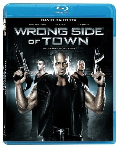 Blu-ray : Wrong Side Of Town (, Dolby, AC-3, Digital Theater System, Widescreen)