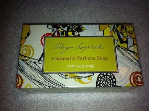 shugar-soapworks-oatmeal-verbena-soap