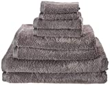 #10: Utopia Towels Premium 700 GSM 8 Piece Towel Set; 2 Bath Towels, 2 Hand Towels and 4 Washcloths - Cotton - Machine Washable, Hotel Quality, Super Soft and Highly Absorbent