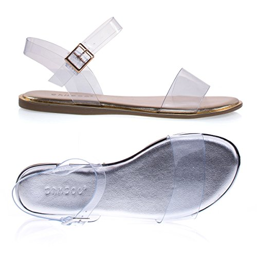Womens Shoes With Gold Emblem On Sole