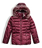 The North Face girls GOTHAM 2.0 DOWN JACKET NF0A34V9H5G_XS - ZINFANDEL RED