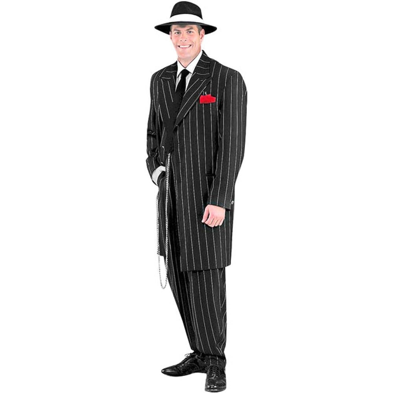 Men's Gangster Theater Costume