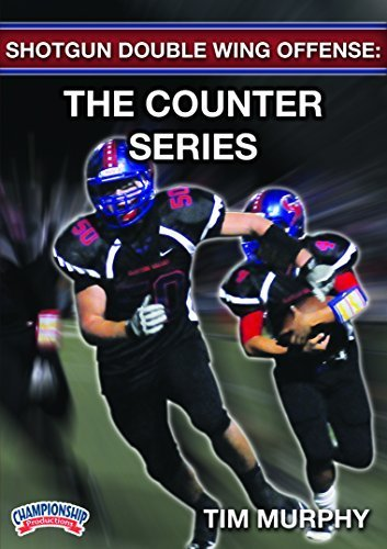 - Tim Murphy: Shotgun Double Wing Offense: The Counter Series (DVD) by Tim Murphy