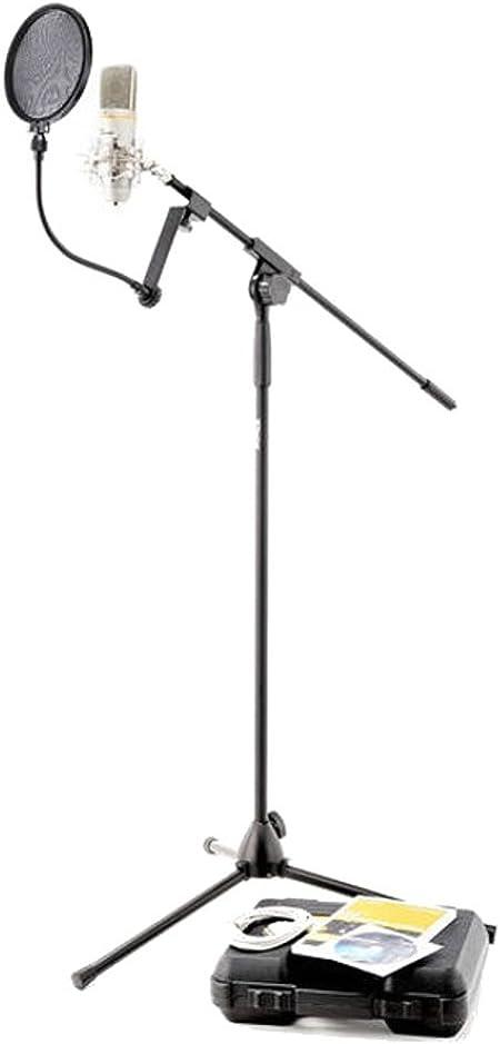 THOMANN the t.bone SC 440 USB Podcast - Micrófono con soporte ...