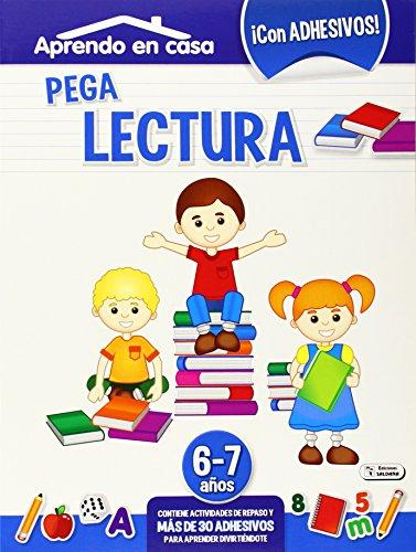 Pega Lectura. 6-7 Años